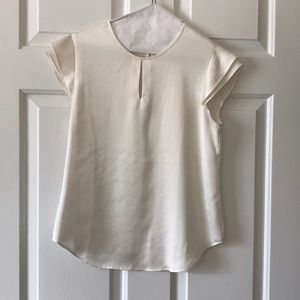 Anne Taylor silk blouse